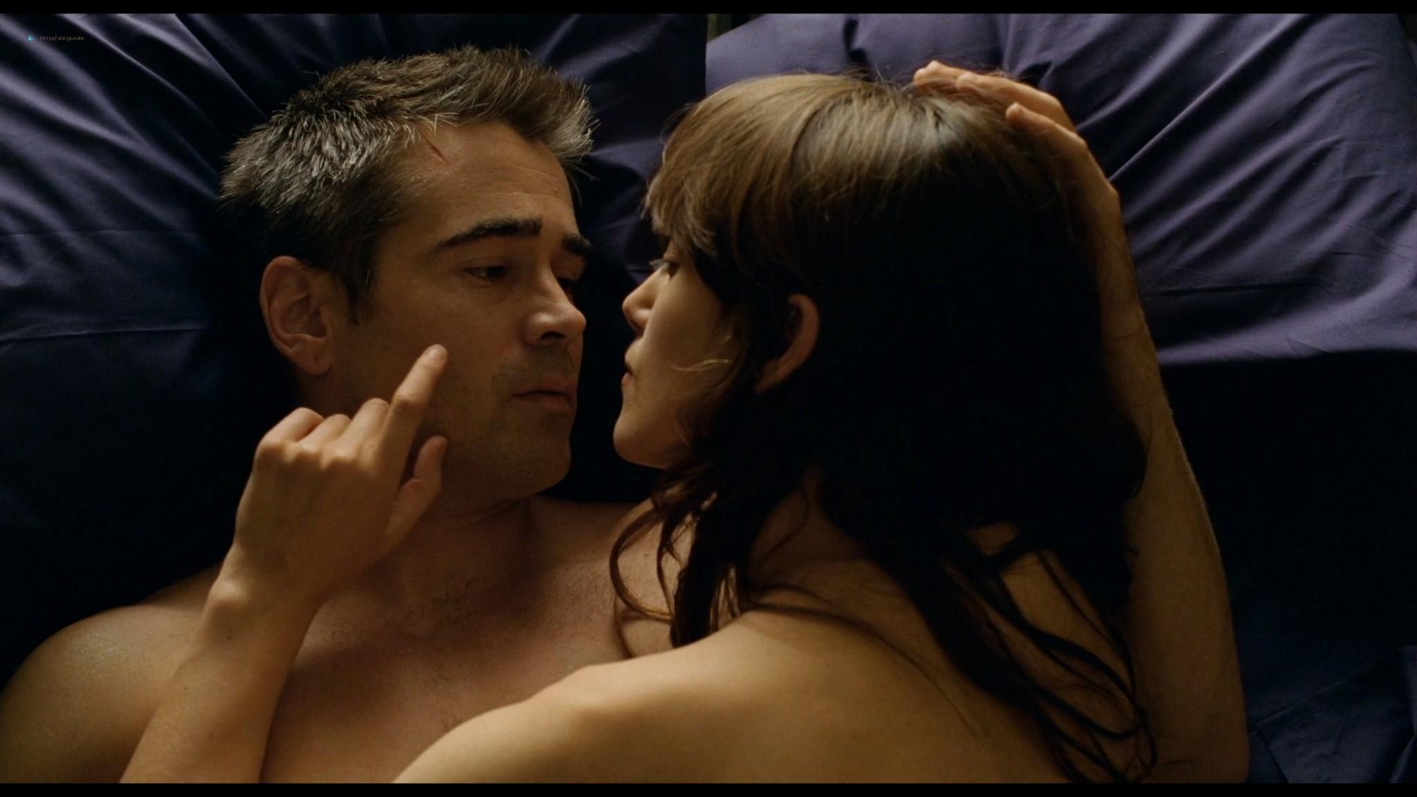 Anna Friel sexy Keira Knightley hot - London Boulevard (2011) HD 1080p BluRay (6)