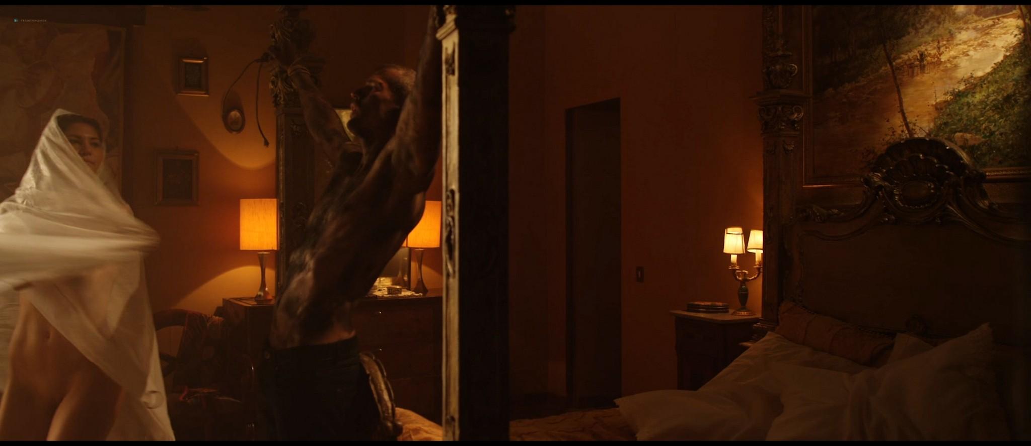 Elena Mirela nude Grazia Leone, Denny Méndez nude too - Blood Trap (2016) HD 1080p BluRay (9)