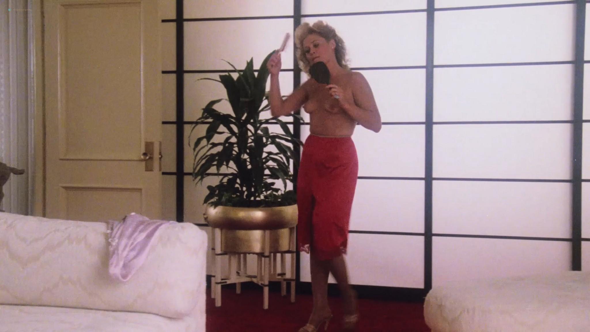 Jennifer Jason Leigh nude sex Jenny DuBasso other nude - Death Ride To Osaka (1983) HD 1080p BluRay (16)