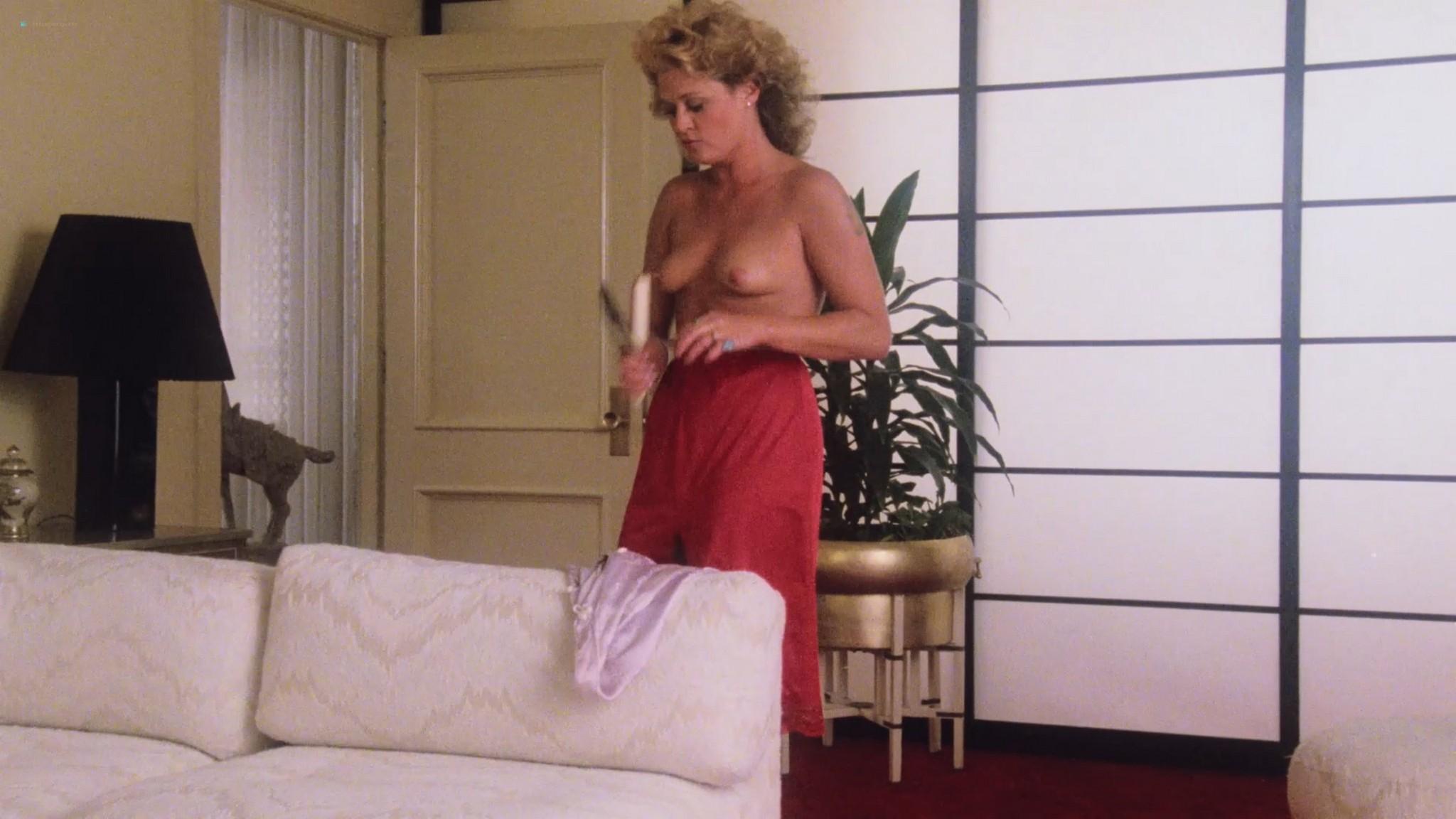 Jennifer Jason Leigh nude sex Jenny DuBasso other nude - Death Ride To Osaka (1983) HD 1080p BluRay (15)