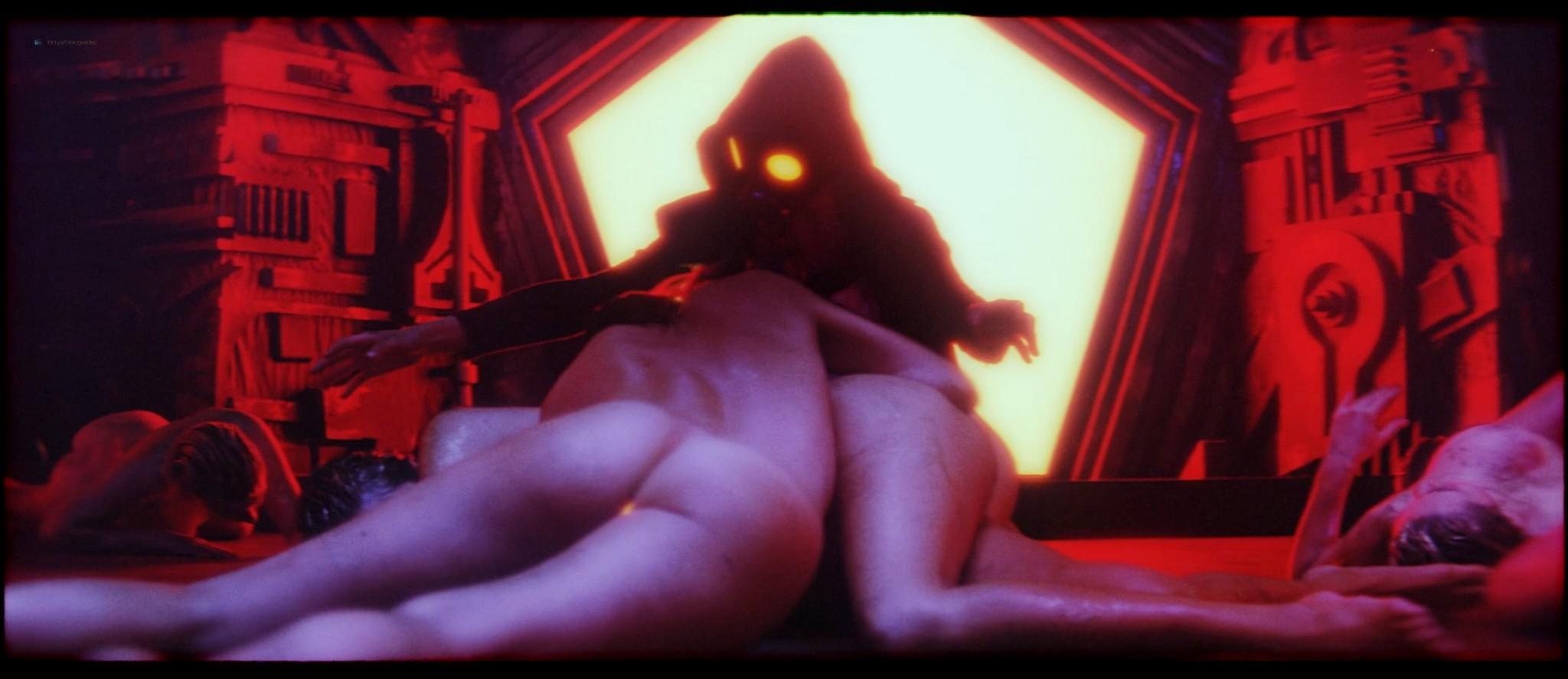 Blood nude