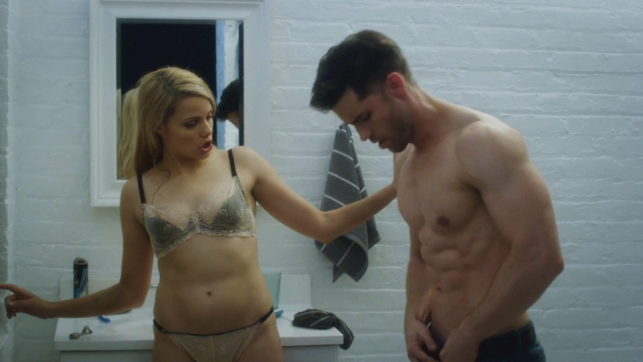 Jordan Lane Price nude and hot sex - Dirty Sexy Saint (2019) HD 1080p Web (14)