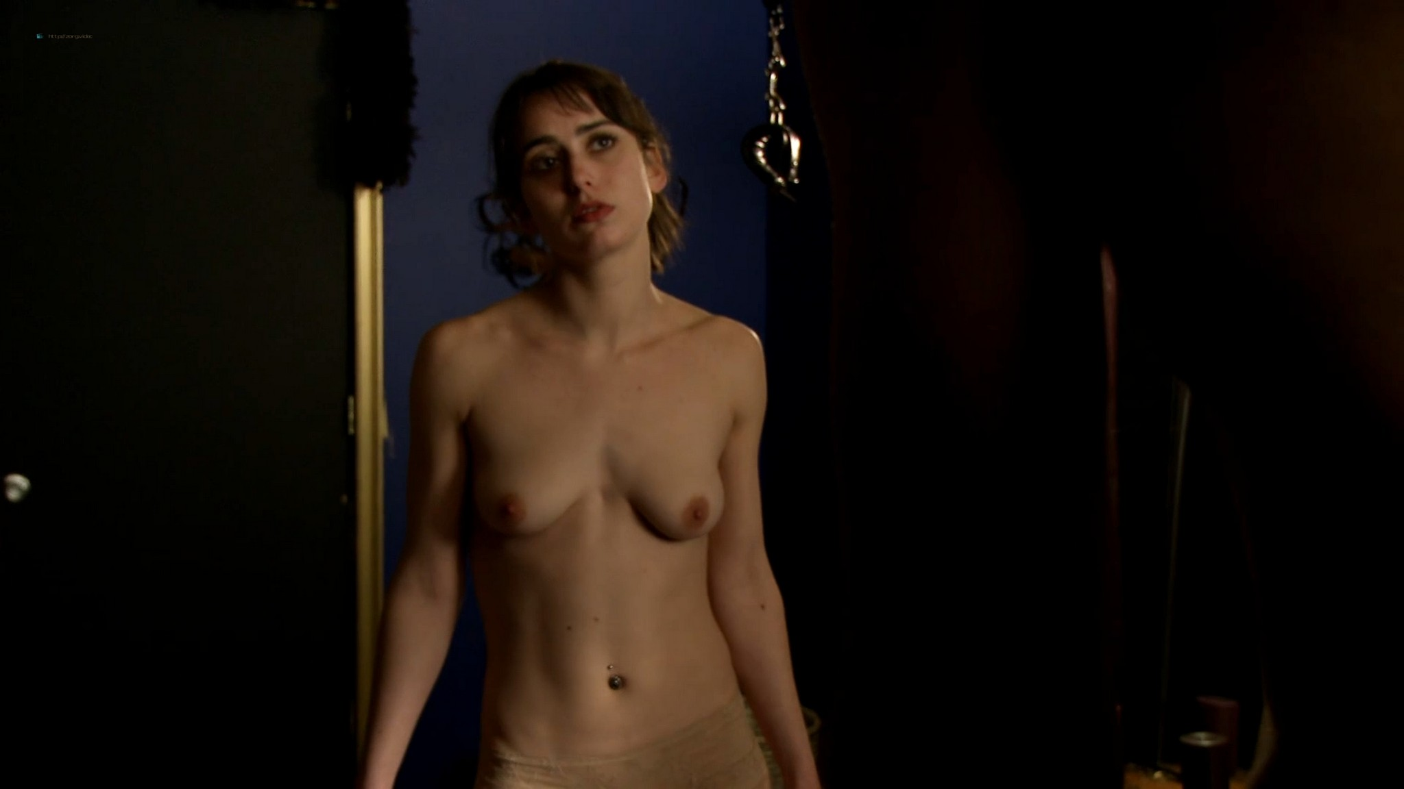 Kira Davies nude topless and sex in some hot BDMS game - Remedy (2013) HD 1080p Web (7)
