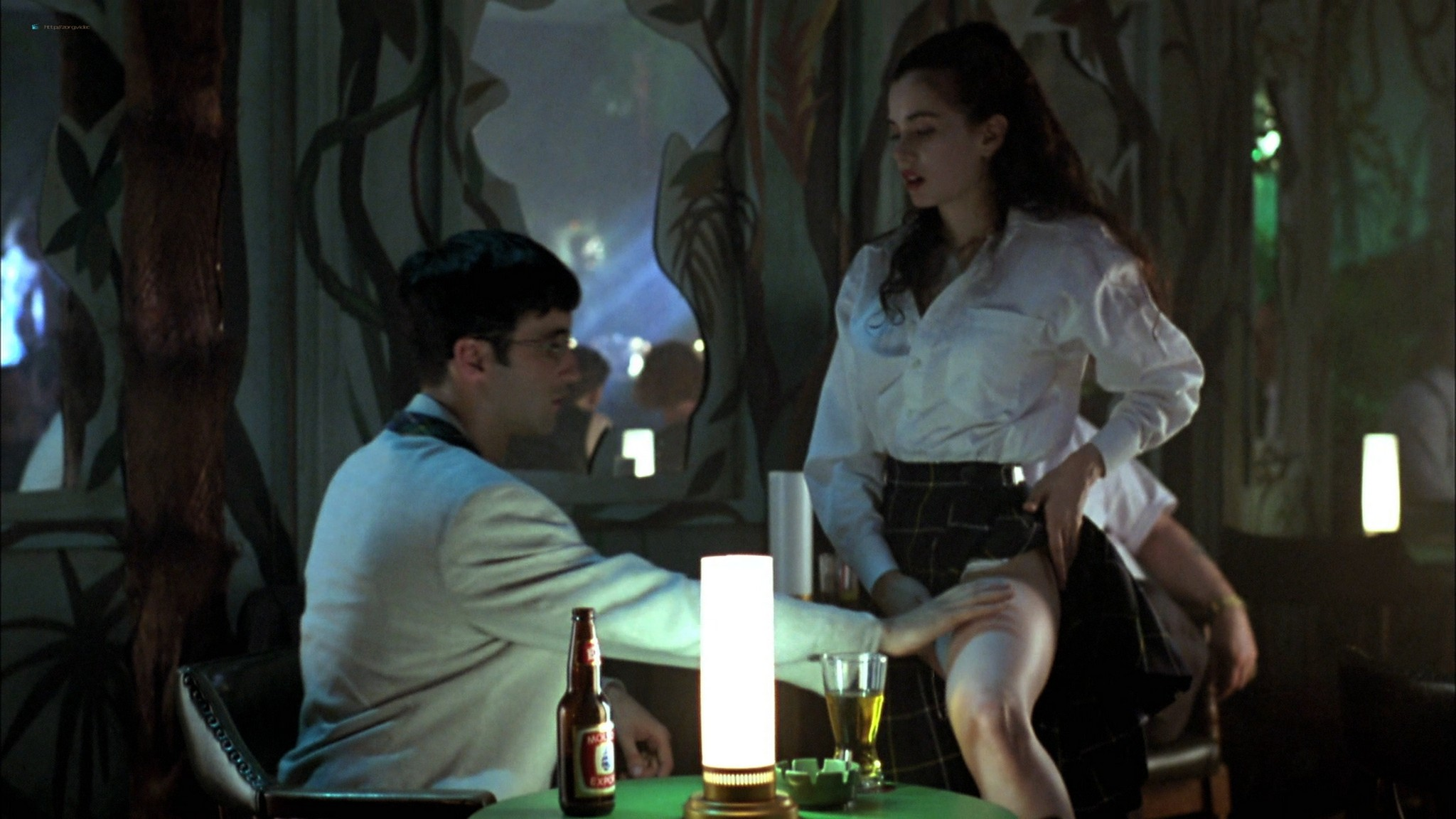 Mia Kirshner nude Arsinée Khanjian sexy - Exotica (1994) HD 1080p BluRay REMUX (4)