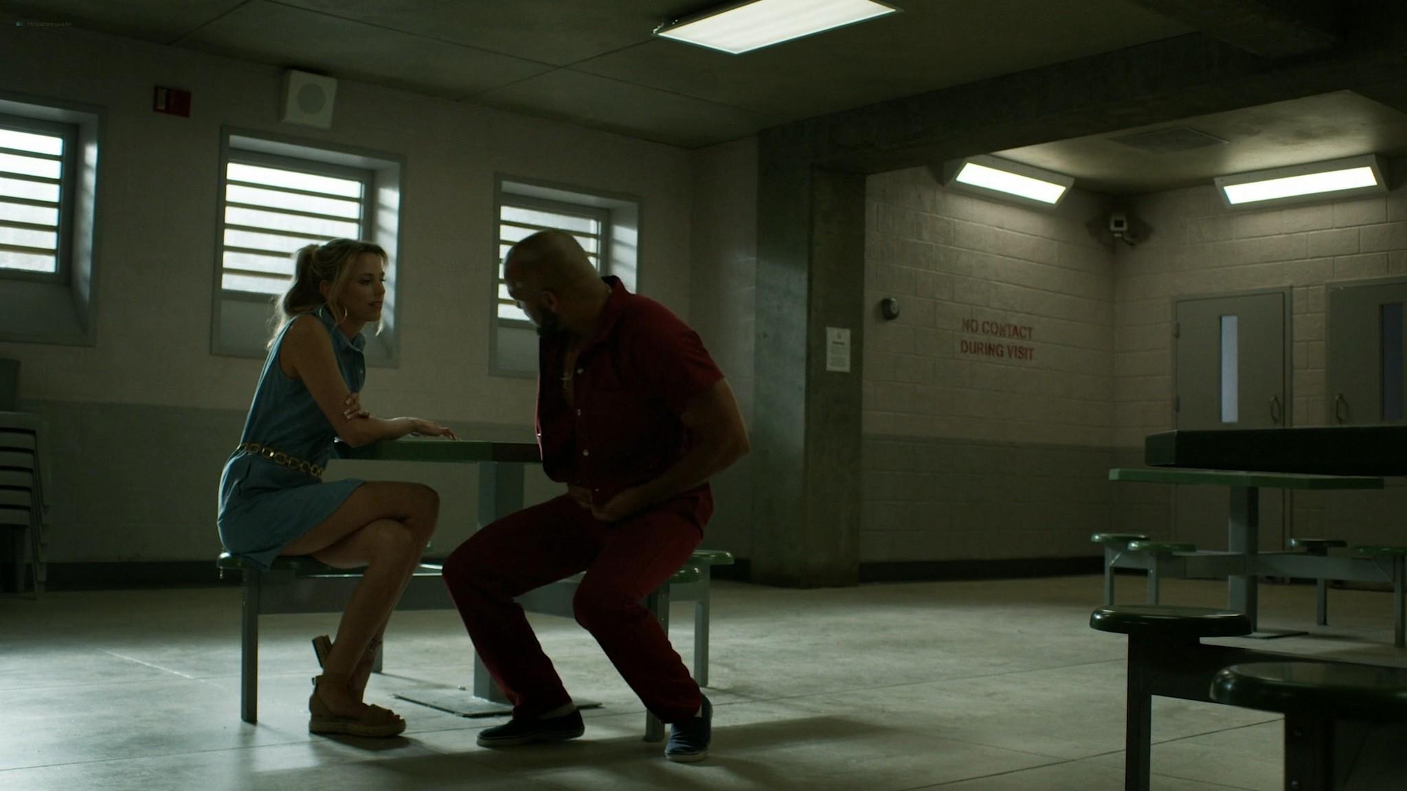 Monica Raymund nude Riley Voelkel hot sex - Hightown (2020) s1e3 HD 1080p (10)