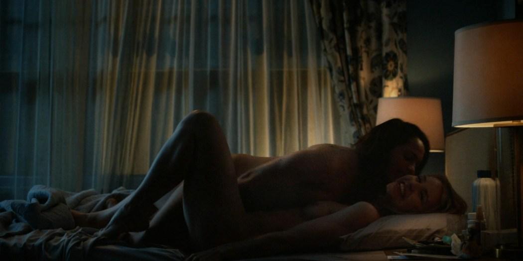 Monica Raymund nude Riley Voelkel hot sex - Hightown (2020) s1e3 HD 1080p (6)