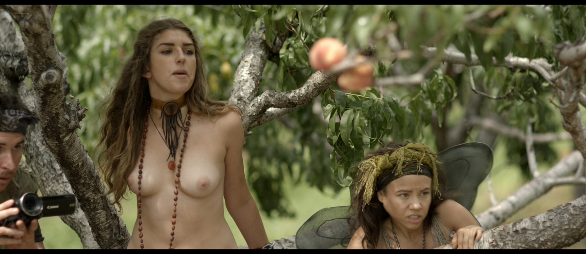 Morgan Taylor Campbell nude full frontal Brandi Alexander sexy - The Orchard (2016) HD 1080p Web (15)
