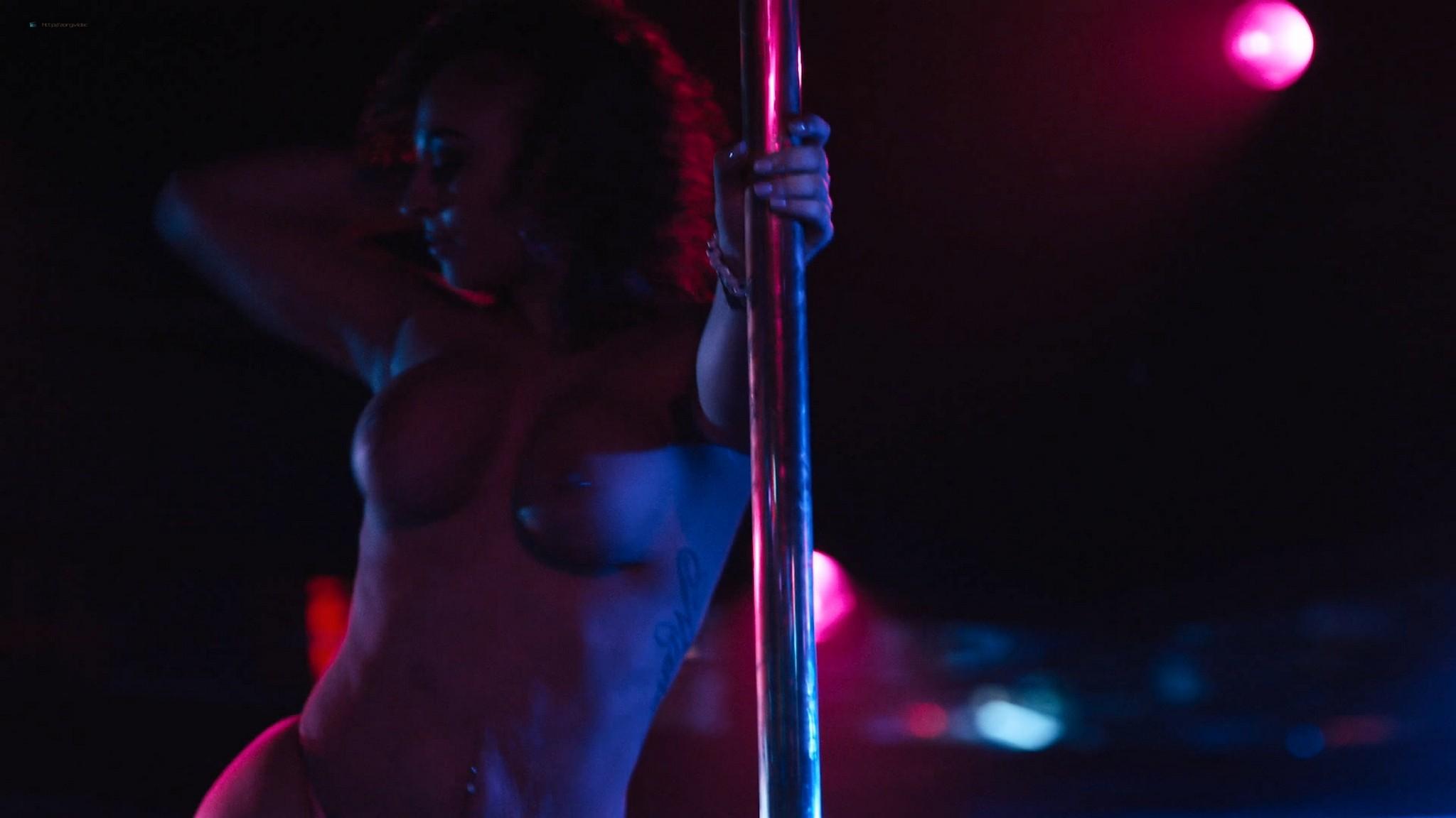 Riley Voelkel nude Caitlin Hammond sexy Monica Raymund sex - Hightown (2020) s1e1-2 HD 1080p (12)