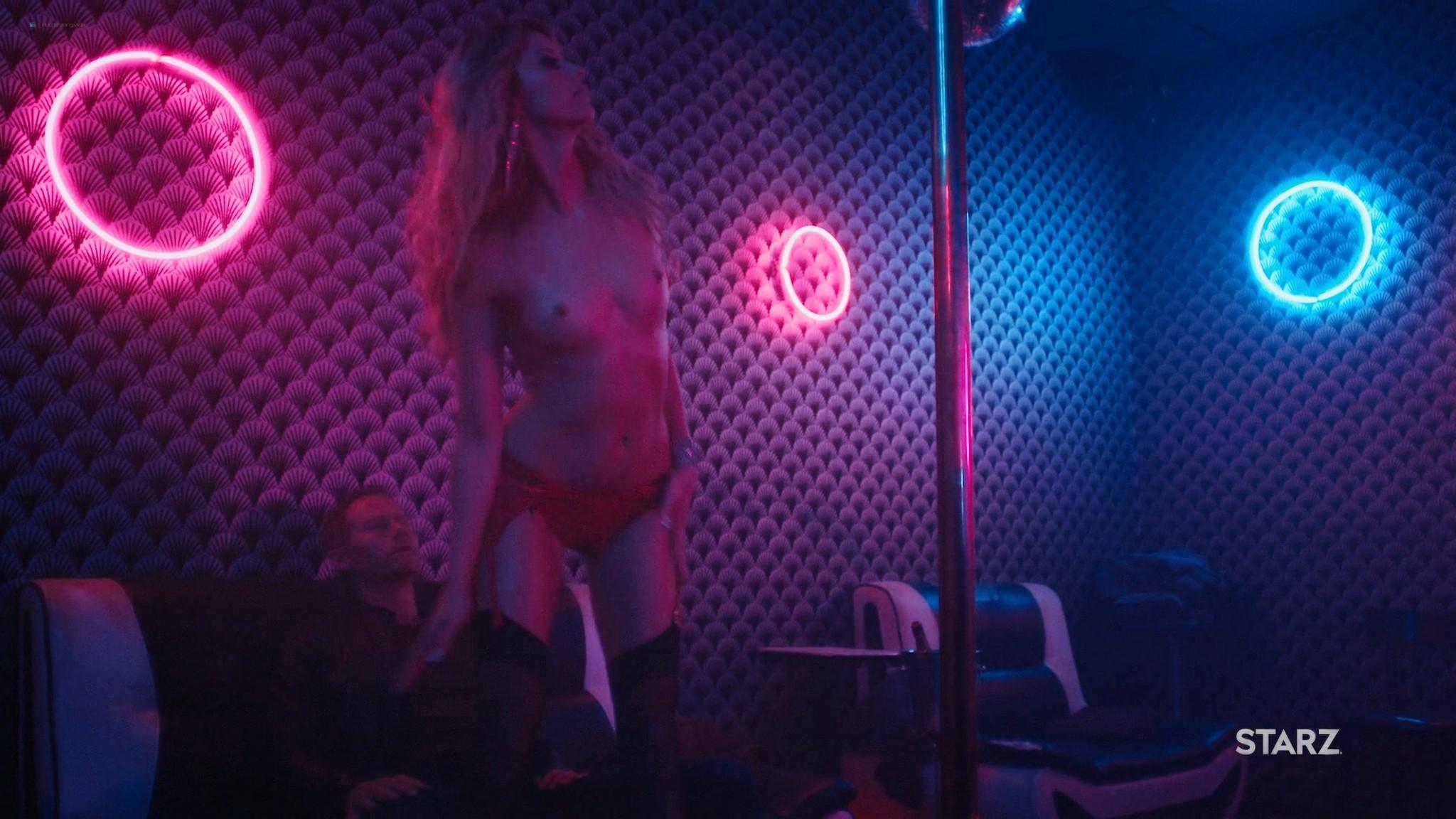 Riley Voelkel nude Caitlin Hammond sexy Monica Raymund sex - Hightown (2020) s1e1-2 HD 1080p (8)