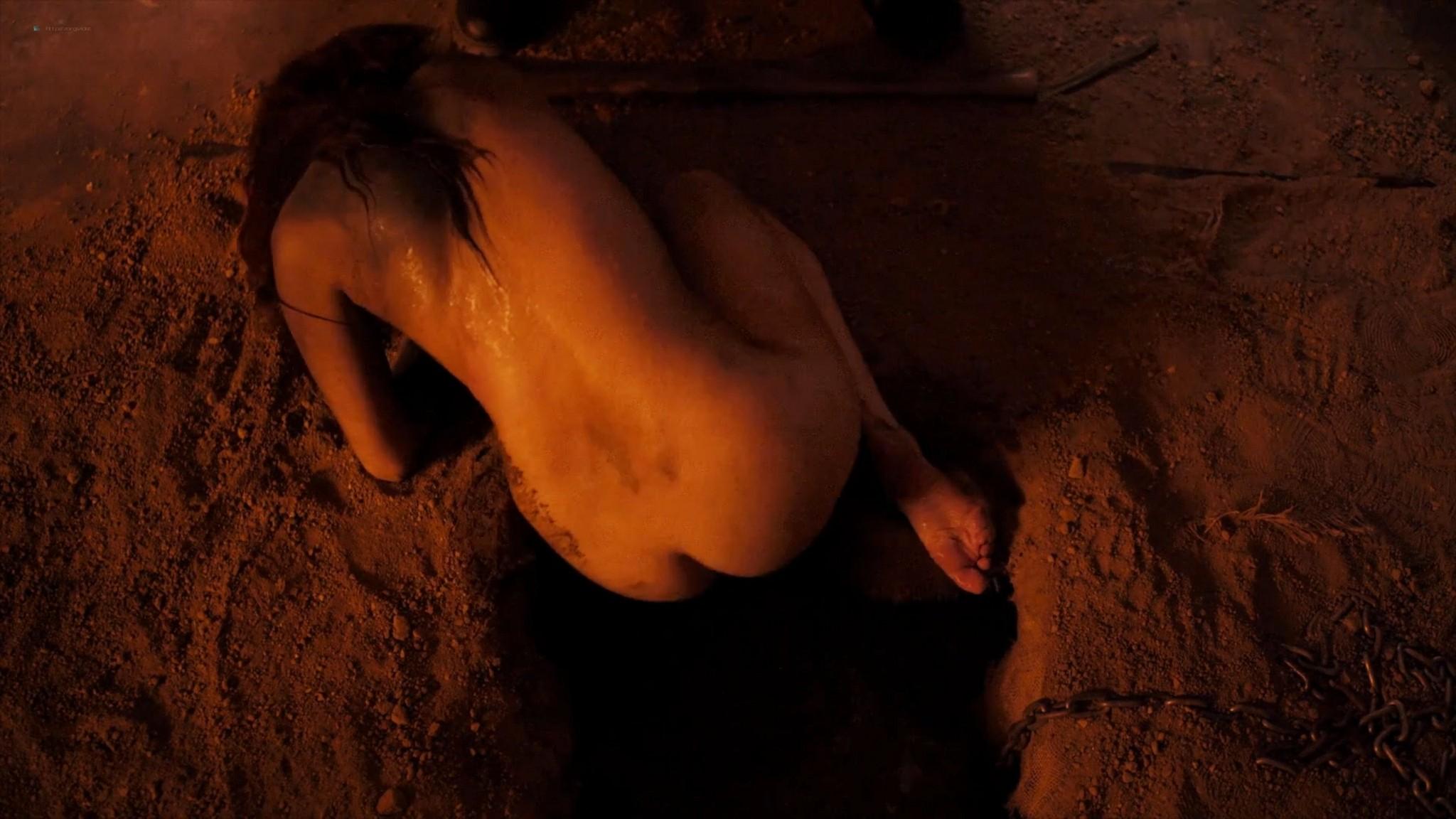 Sadie Katz nude lesbian sex with Victoria De Mare - Hanukkah (2019) HD 1080p Web (8)