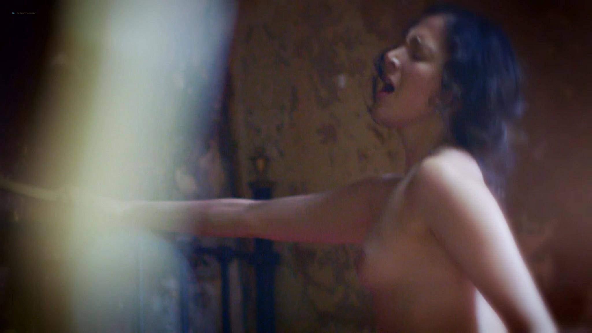 Shivani Kapur nude sex Haf Gibson topless - The Erotic Adventures of Anais Nin (2015) HD 1080p Web (8)