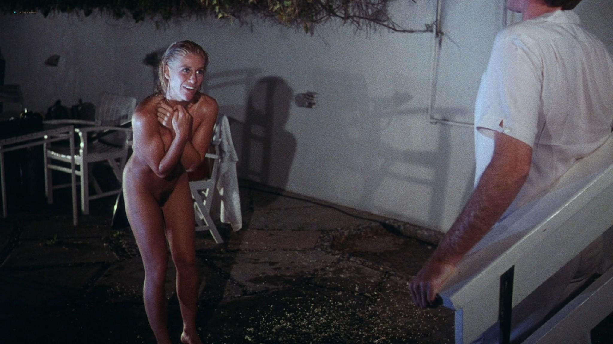 Belinda Mayne nude full frontal - White Fire (1984) HD 1080p BluRay (8)