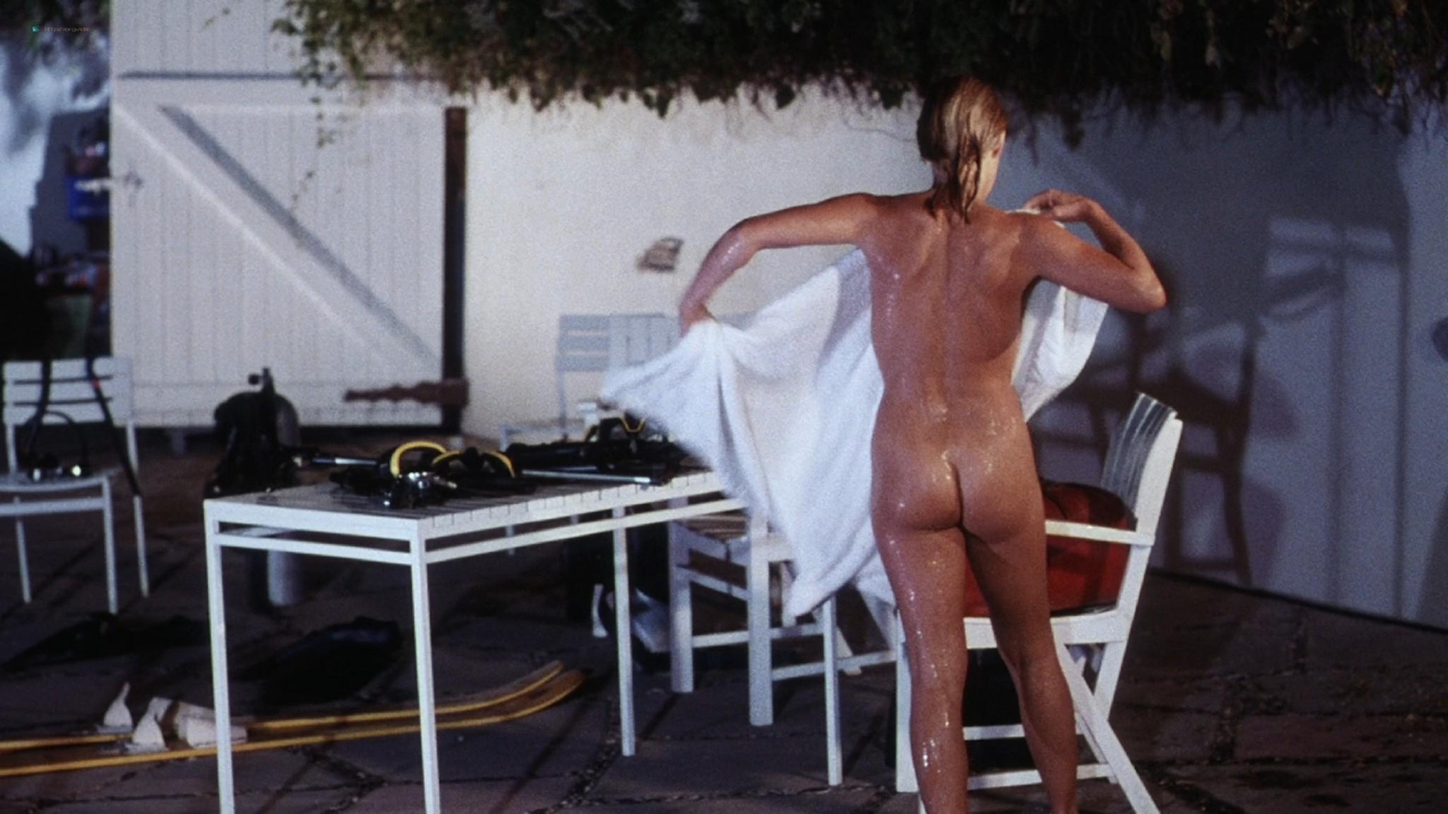 Belinda Mayne nude full frontal - White Fire (1984) HD 1080p BluRay (4)
