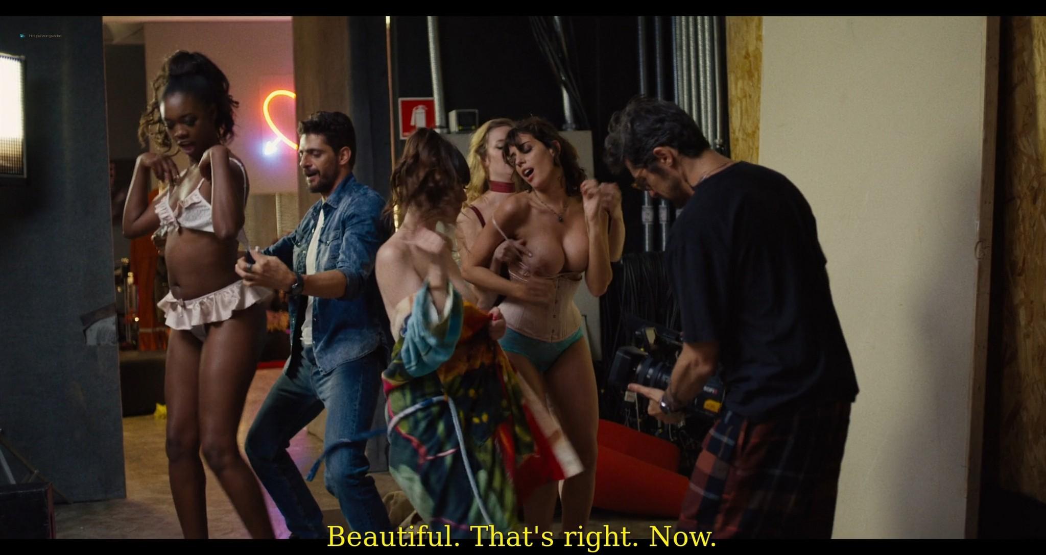 Brunna Martins nude Marjorie Bresler, Natalia Dal, Samira Carvalho all nude too- Hard (BR-2020) s1e3 HD 1080p (3)