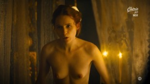 Christa Theret nude topless and sex - Maximilian and Marie de Bourgogne (2017) s1e1-2 HD 1080p Web