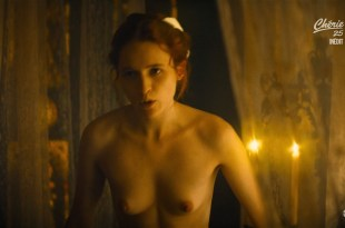 Christa Theret nude topless and sex - Maximilian and Marie de Bourgogne (2017) s1e1-2 HD 1080p Web (11)
