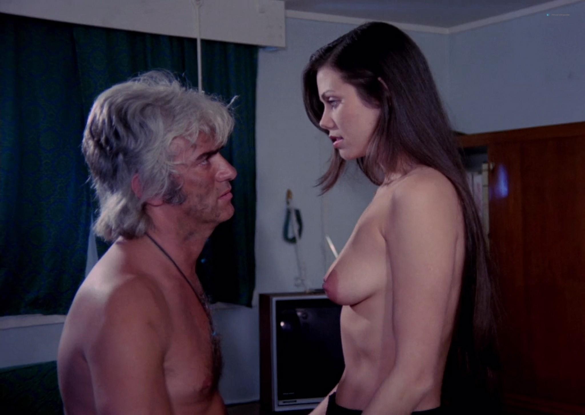 Deborah Shelton nude full frontal and a lot of sex - Dangerous Cargo (1977) 720p (8)