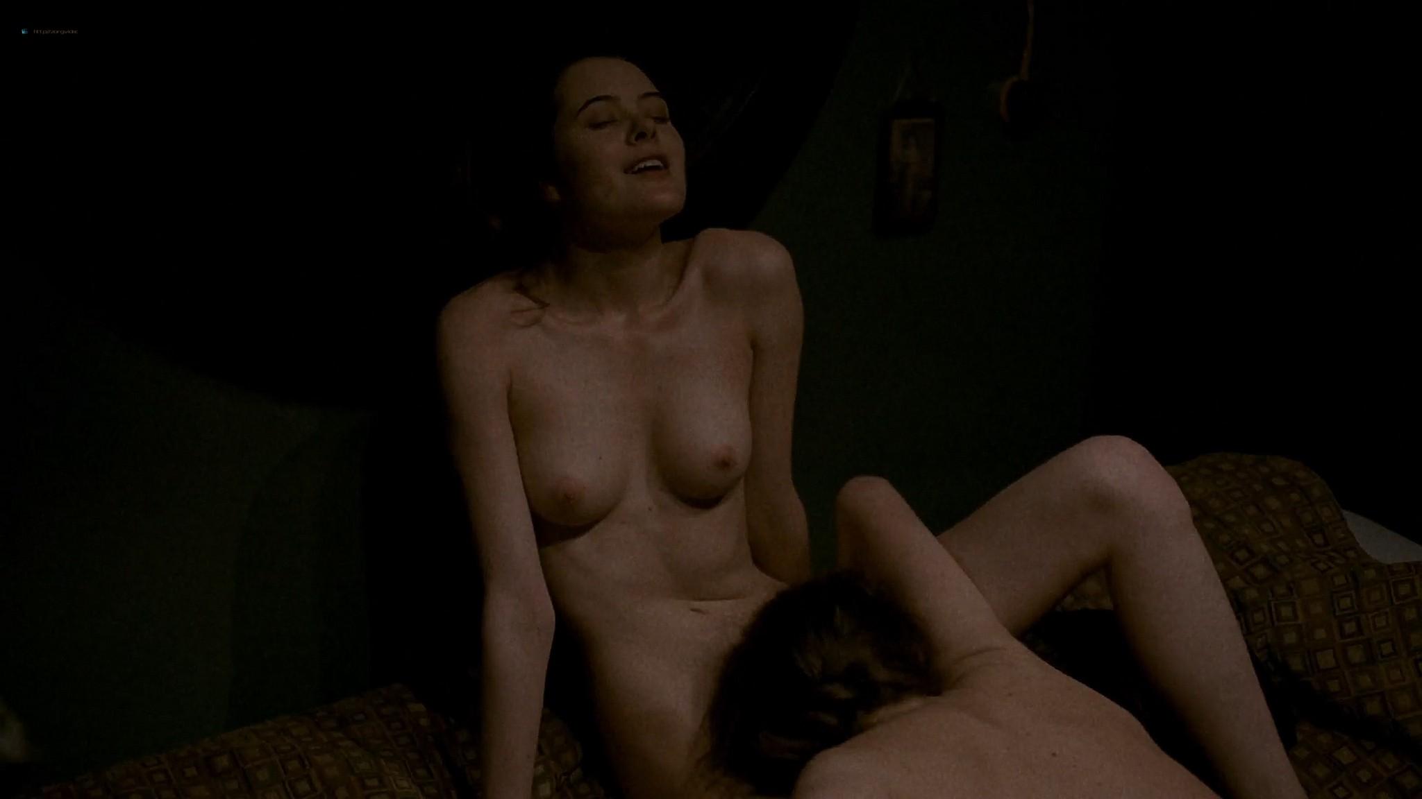 Ekaterina Yuspina nude explicit sex Tatyana Polozhiy, Radmila Shegoleva nude sex too - DAU Katya Tanya (2020) HD 1080p (4)