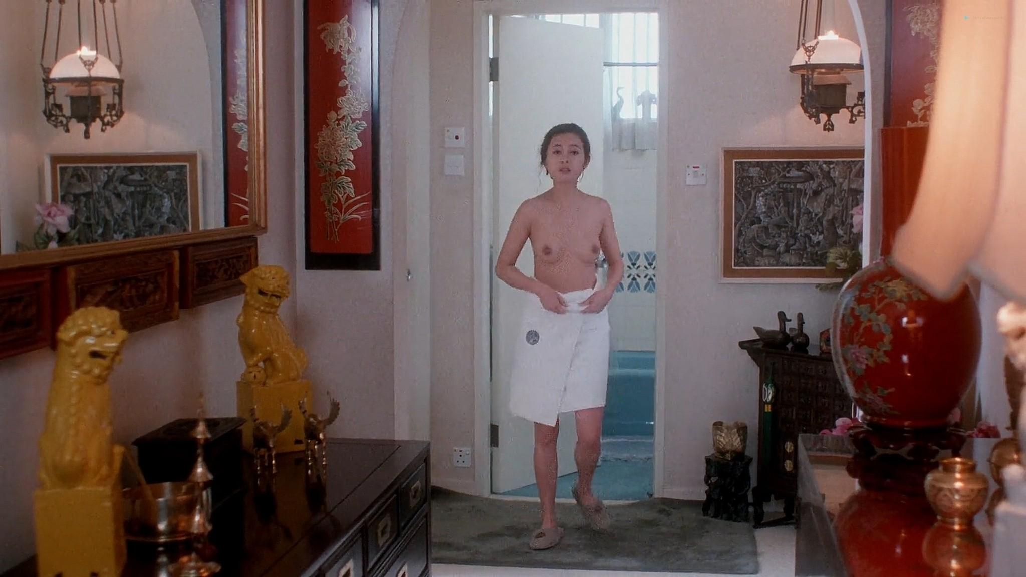 Loletta Lee nude sex Chiao Chiao nude- Crazy Love (1993) HD 1080p BluRay (23)