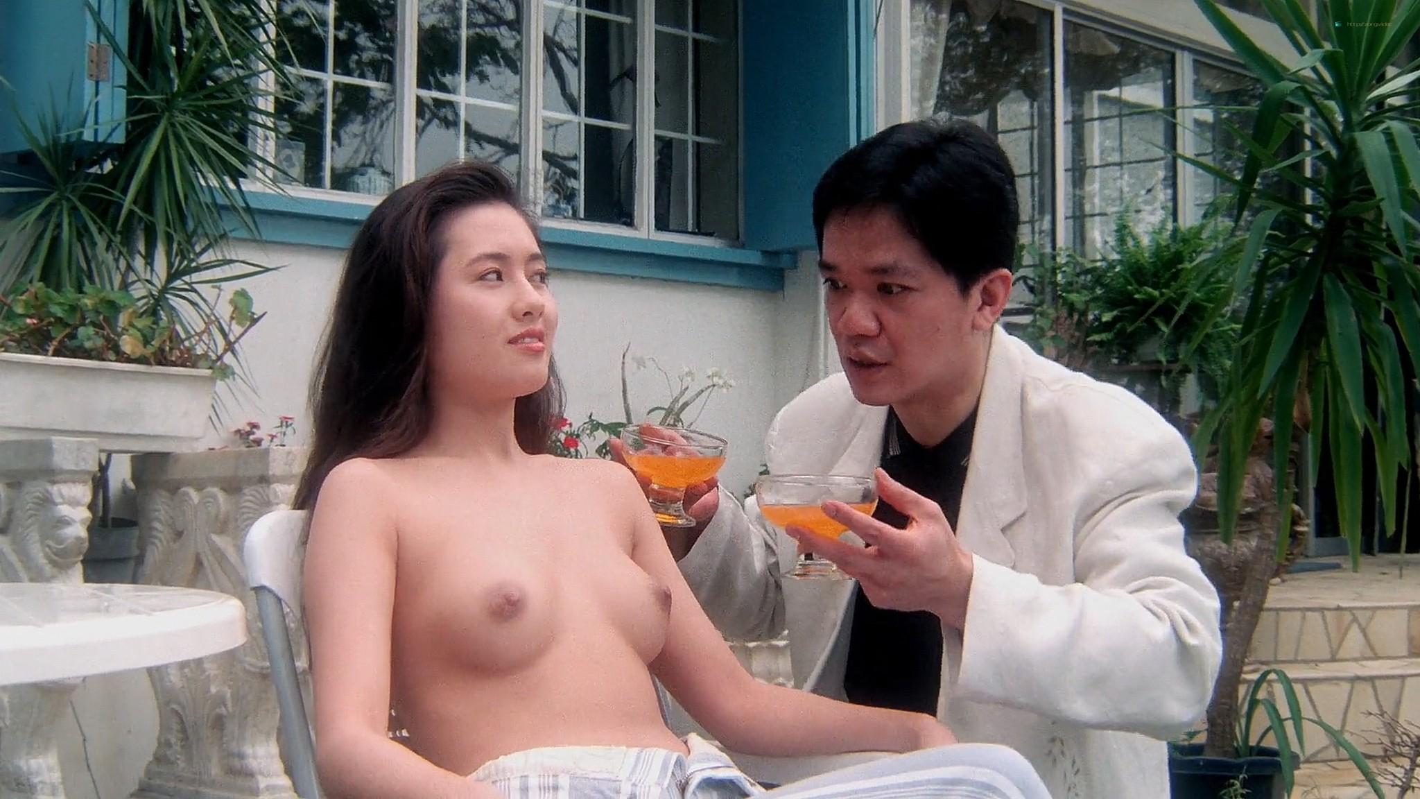 Loletta Lee nude sex Chiao Chiao nude- Crazy Love (1993) HD 1080p BluRay (22)