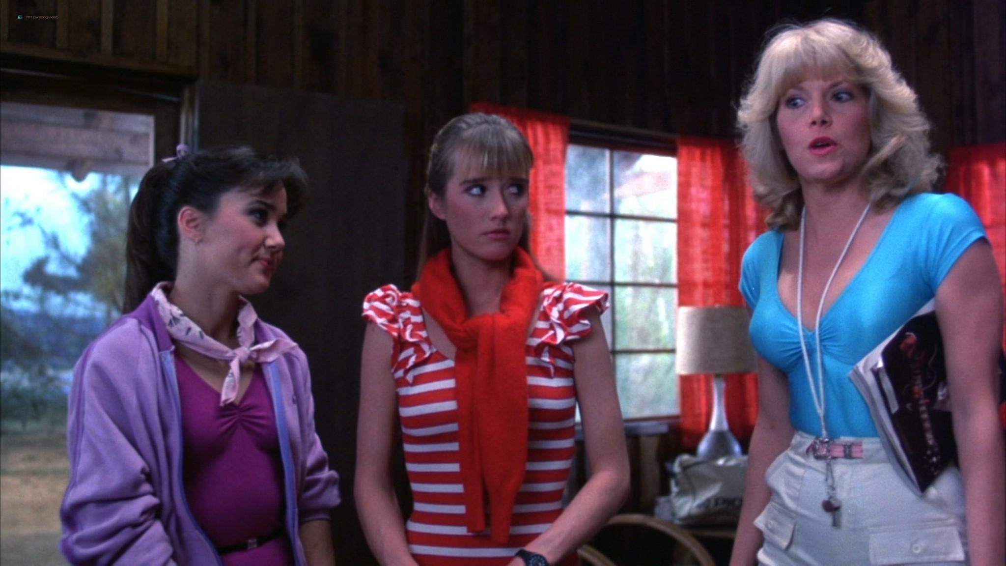 Misty Rowe hot Kim Richards, Tammy Taylor sexy - Meatballs Part II (1984) HD 1080p BluRay (5)