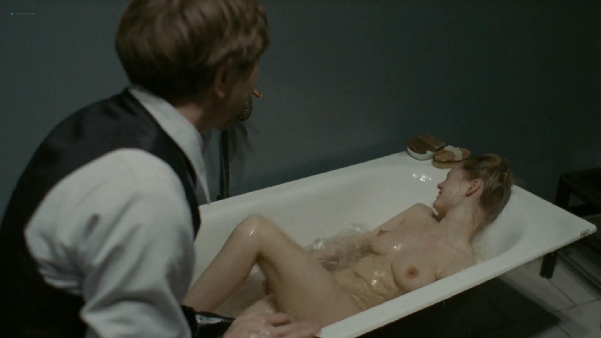Olga Shkabarnya nude Natalia Berezhnaya nude explicit sex - DAU Natasha (2020) HD 1080p Web (5)