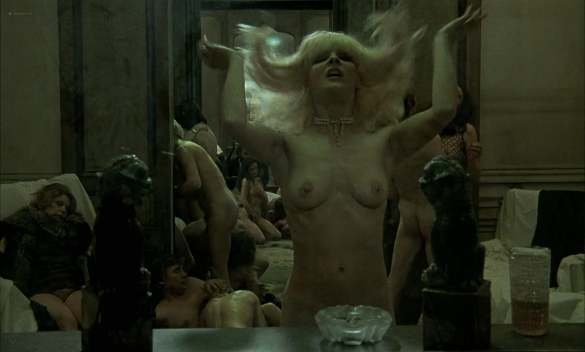 Romy Schneider nude butt Nadia Vasil bush others orgy - L'important c'est d'aimer (FR-1975) HD 1080p BluRay (12)