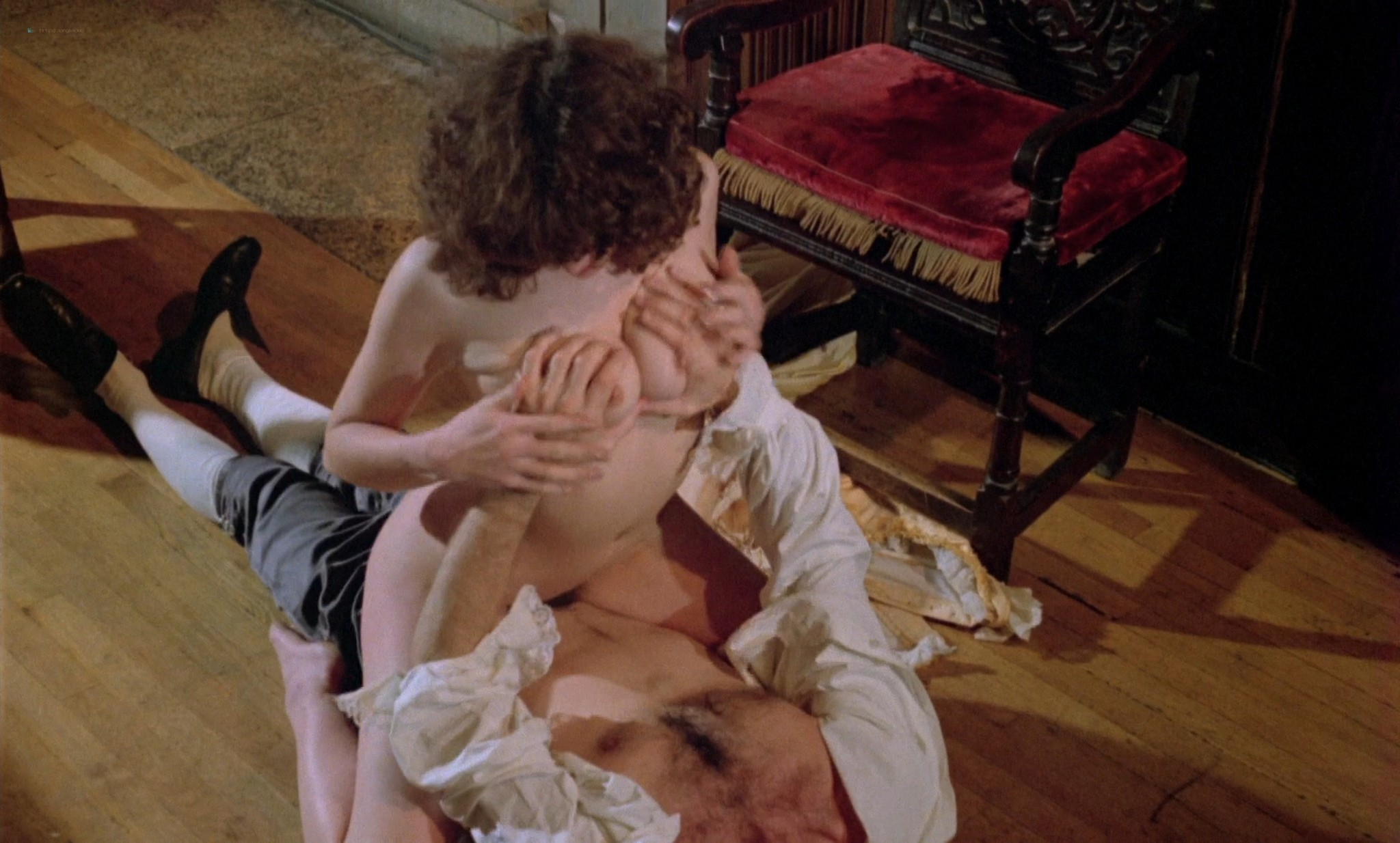 Suzy Mandel nude full frontal Gloria Brittain others nude sex - The Playbirds (UK-1978) HD 1080p BluRay (15)