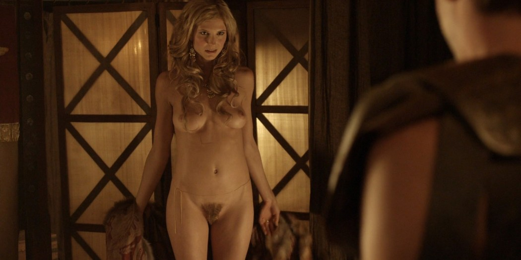 Viva Bianca nude full frontal Erin Cummings and others nude - Spartacus -The Red Serpent (2010) HD 1080p BluRay (15)
