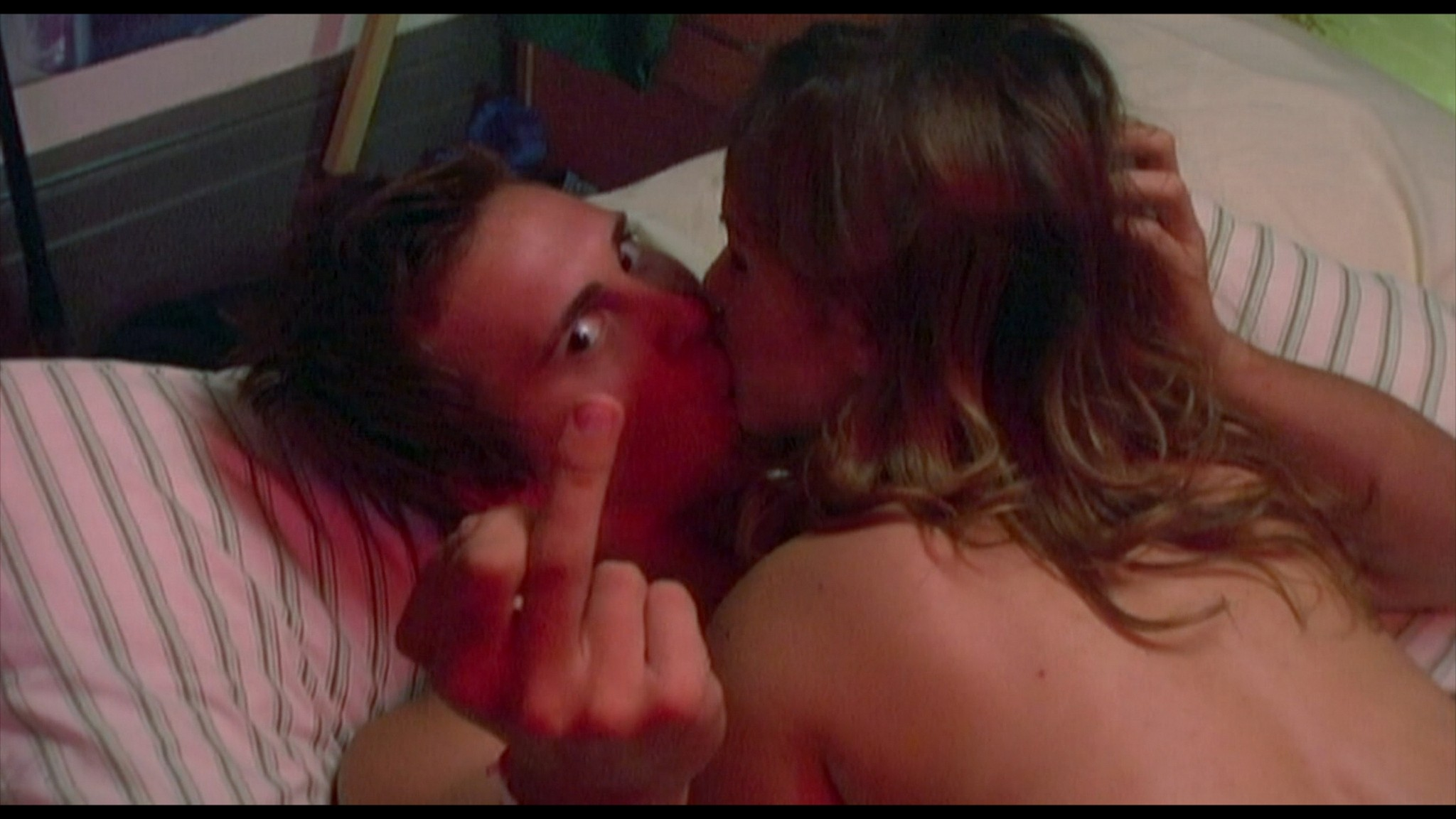 Candace Kroslak nude Michelle Cormier and others nude - American Pie Presents The Naked Mile (2006) HD 1080p BluRay (2)
