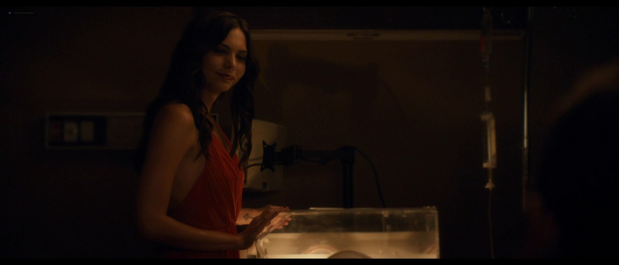 Genesis Rodriguez hot and sexy - Hours (2013) 1080p Web (2)