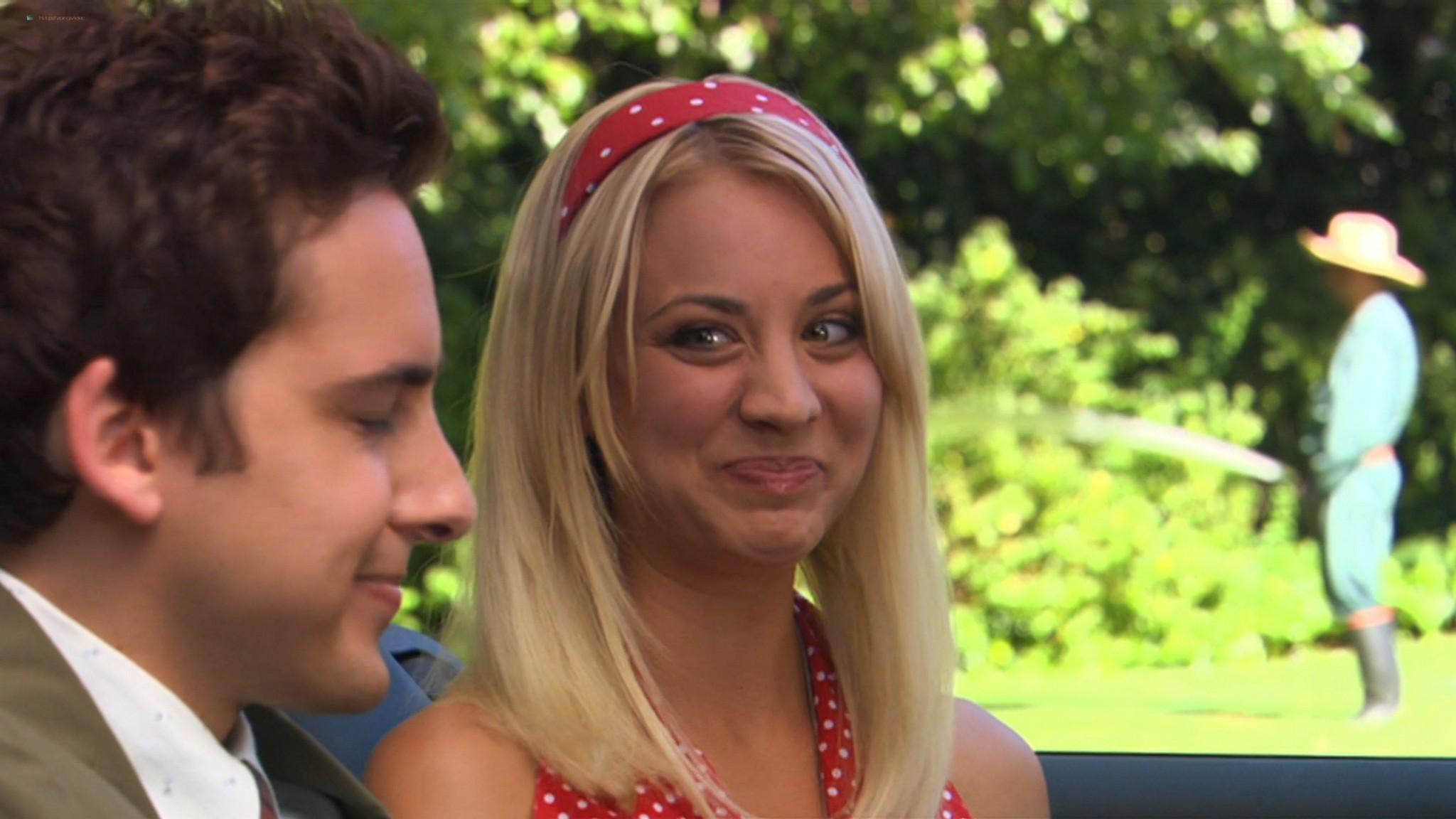 Kaley Cuoco hot Izabella Scorupco sexy others nude - Cougar Club (2007) HD 1080p BluRay (2)