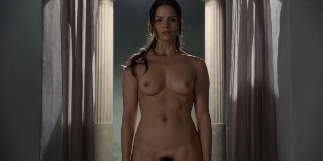 Lucy Lawless nude Katrina Law full-frontal Viva Bianca, etc nude - Spartacus (2010) Whore s1e9 HD 1080p BluRay (10)