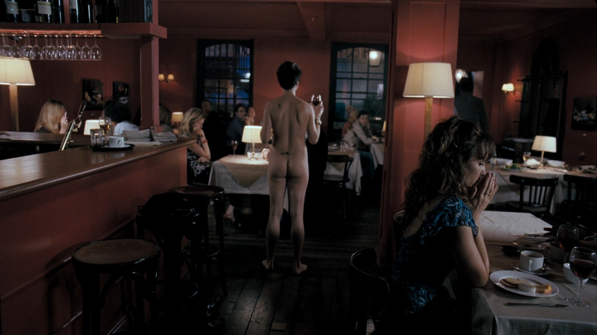 Neve Campbell nude butt and topless - I Really Hate My Job (2007) HD 1080p Web (5)