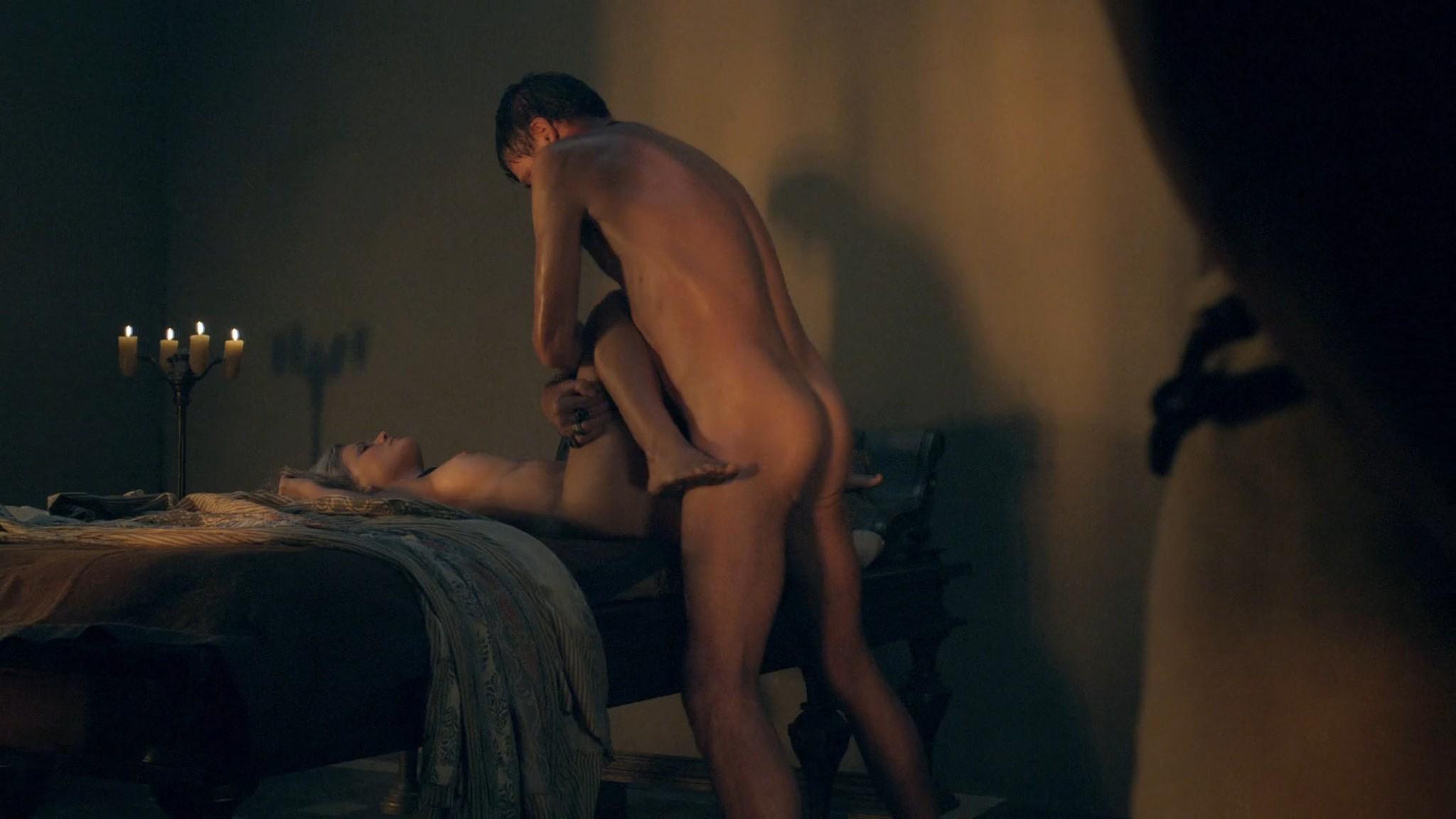 Viva Bianca nude Katrina Law, Bonnie Sveen all nude -Spartacus - Vengeance (2012) e2 1080p (14)