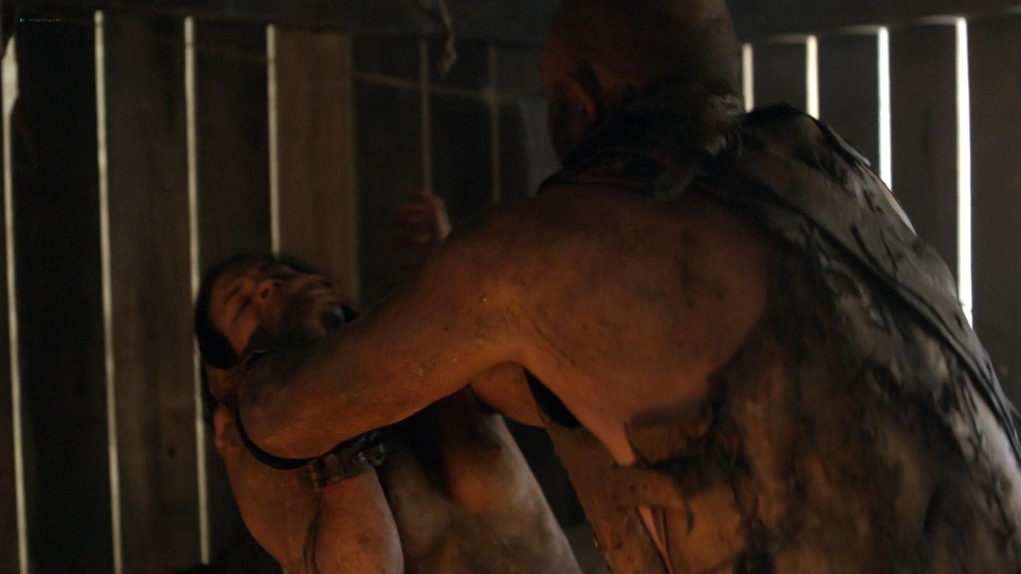 Viva Bianca nude topless Katrina Law, Bonnie Sveen, etc -Spartacus - Vengeance (2012) e3 1080p (3)