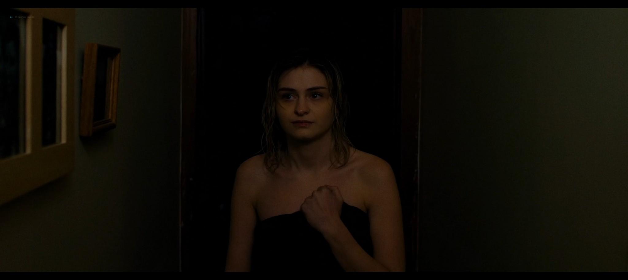 Anna Shields nude topless Rachel Finninger hot lesbian sex - Monstrous (2020) HD 1080p Web (14)