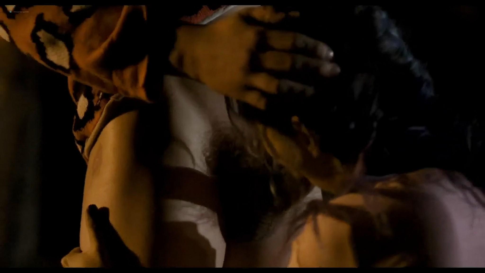 Gloria Granja nude explicit oral - Jesus (2016) HD 1080p Web (3)