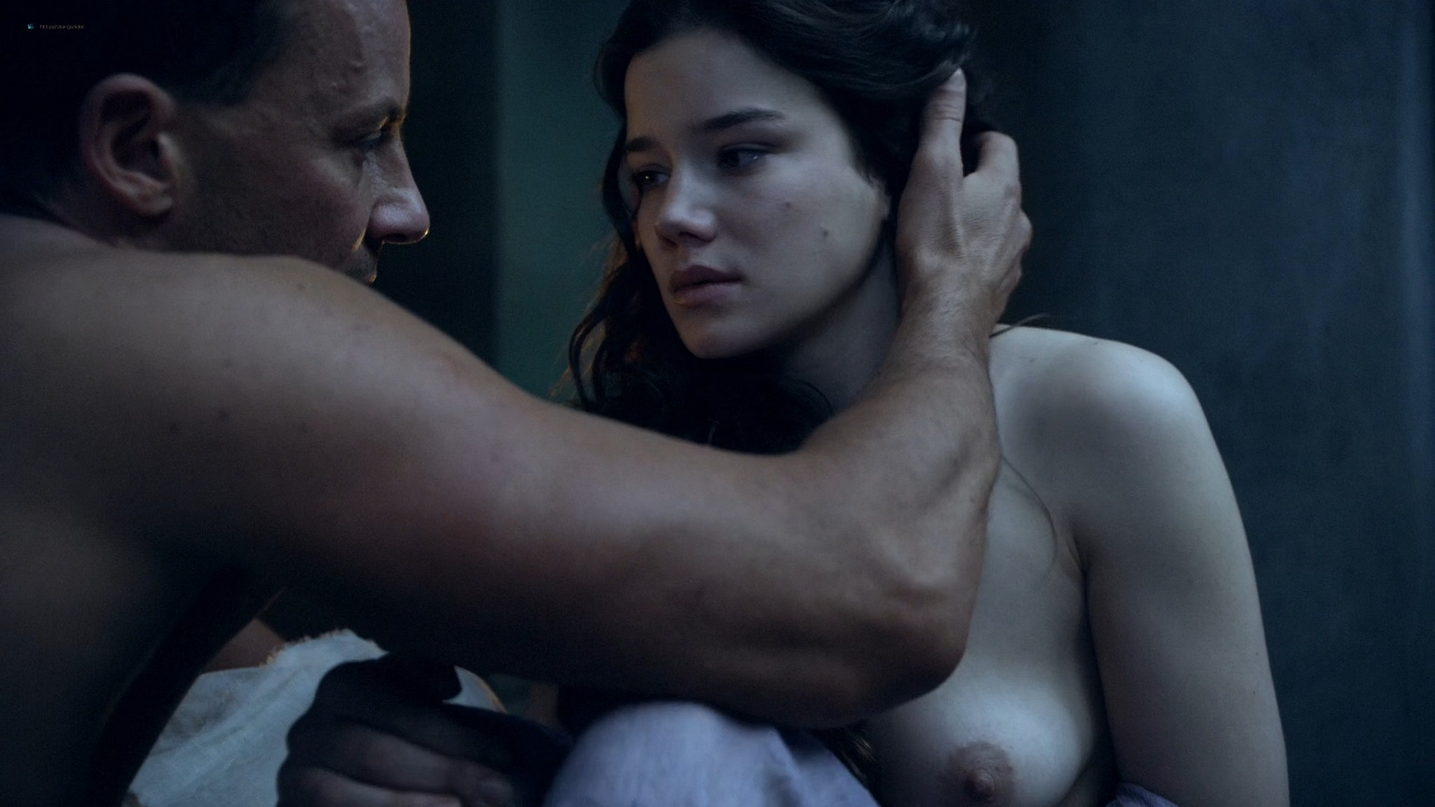 Hanna Mangan Lawrence nude sex Cynthia Addai Robinson and others nude Spartacus vengeance 2012 s2e8 9 HD 1080p BluRay 010
