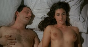 Monica Bellucci nude topless and sex La Riffa IT 1991 HD 1080p Web 007