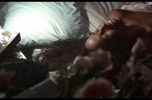 Rae Dawn Chong nude brief boob and mild sex - Tales From the Darkside: The Movie (1990) HD 1080p BluRay