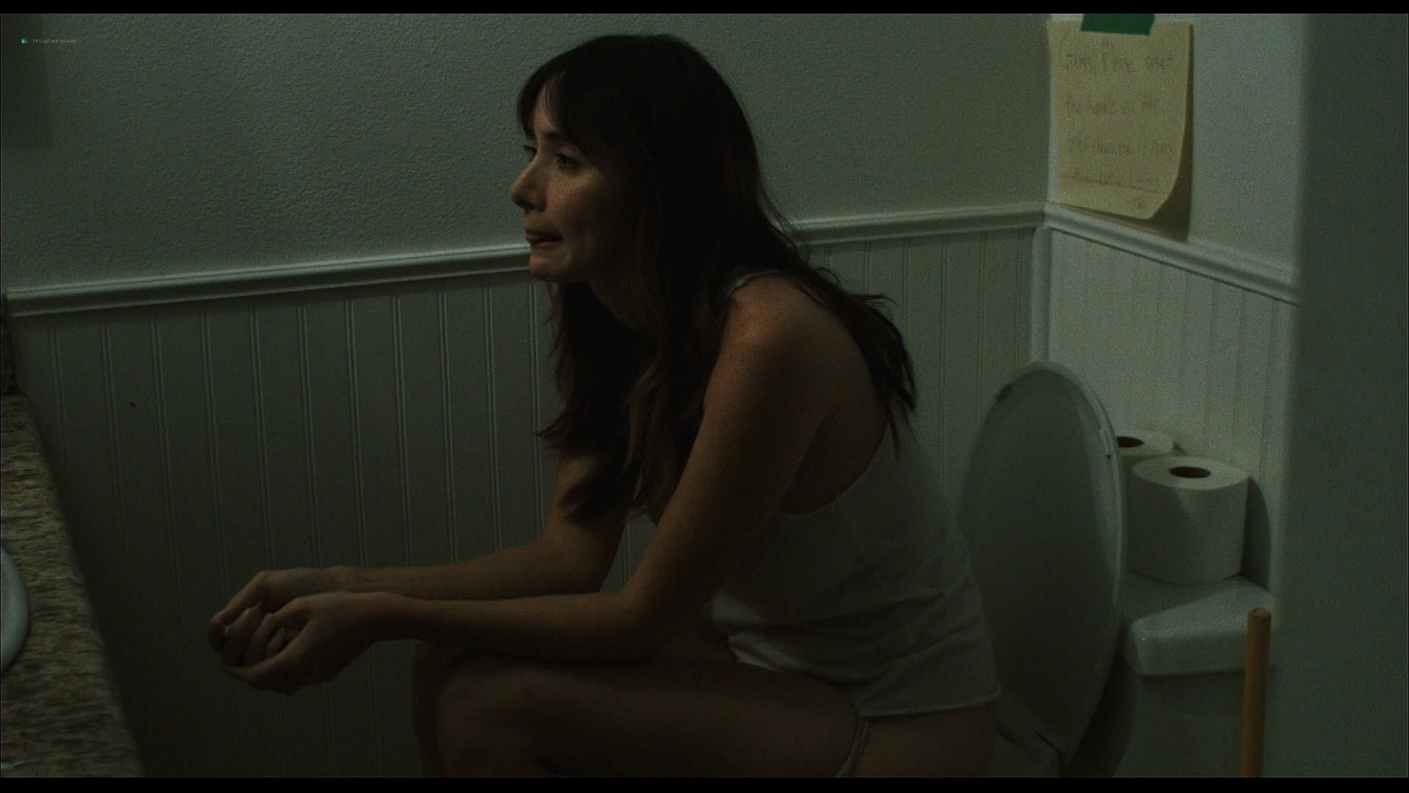 Sara Malakul Lane nude topless in the shower - Wishing for a Dream (2016) 1080p Web