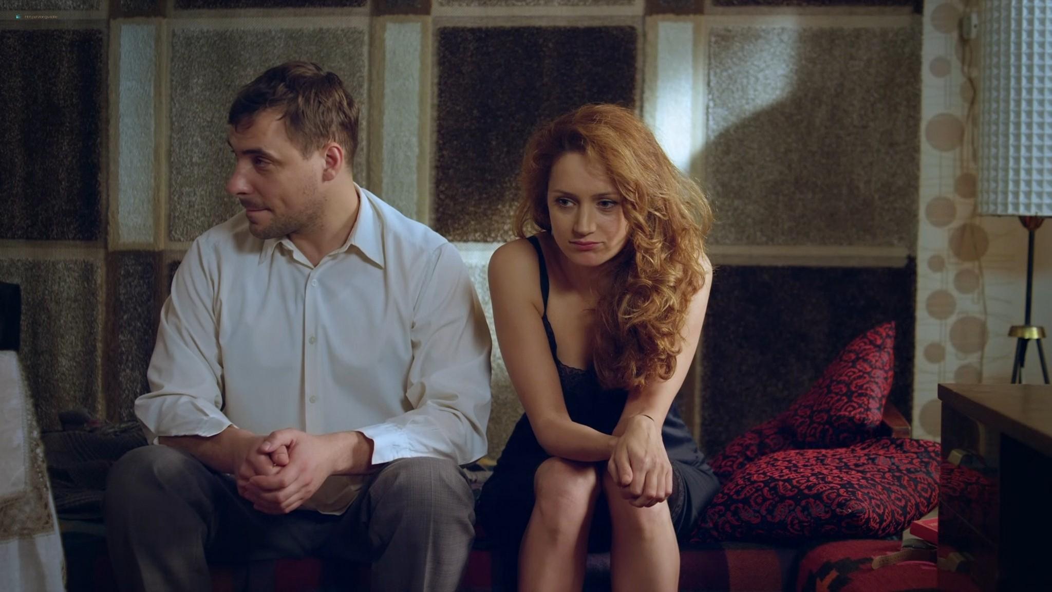 Viktoriya Isakova hot and sexy Ottepel RU 2013 HD 1080p BluRay 006