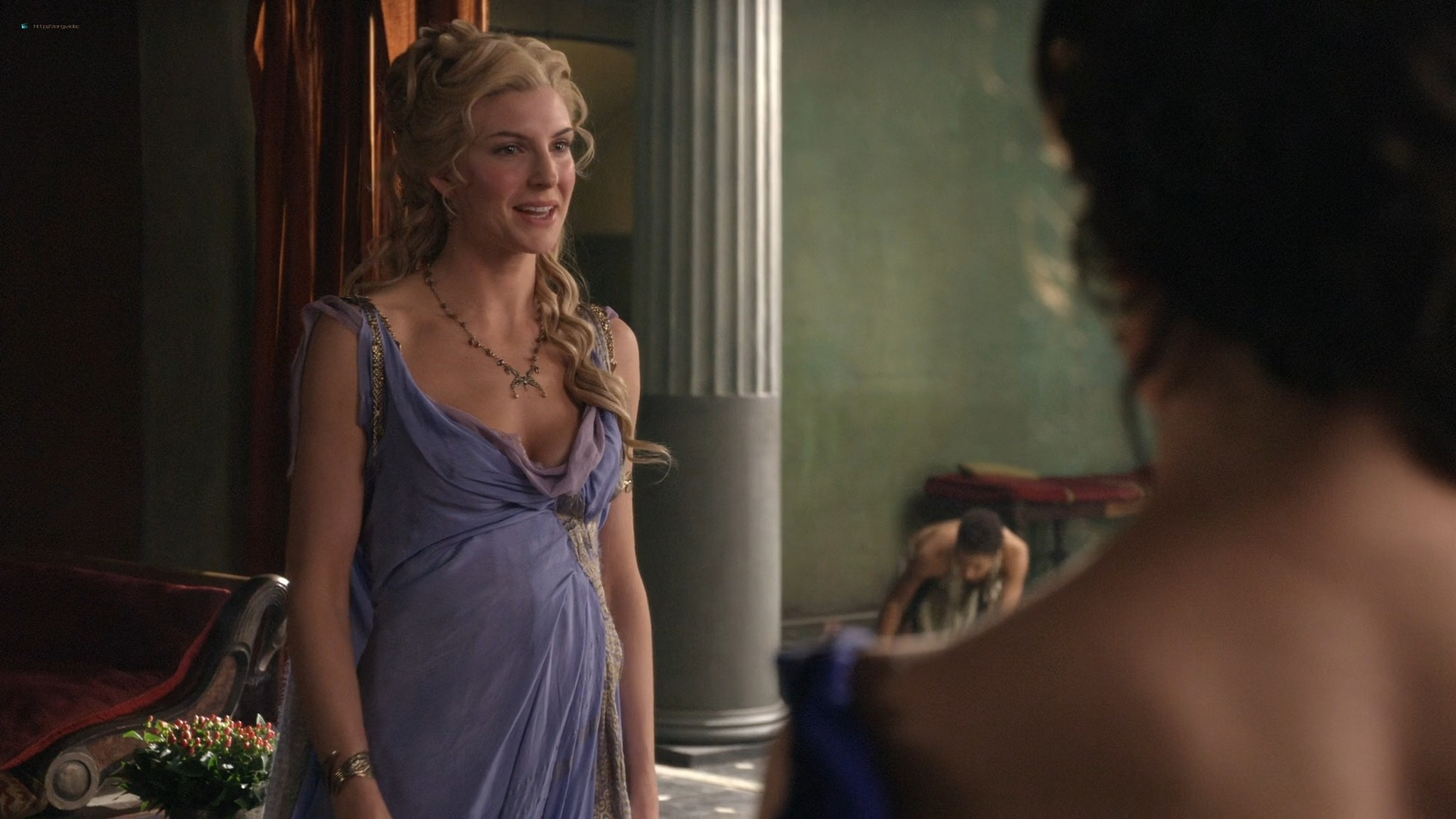 Viva Bianca nude Lucy Lawless nude sex others nude - Spartacus - Vengeance (2012) e4 1080p BluRay (17)