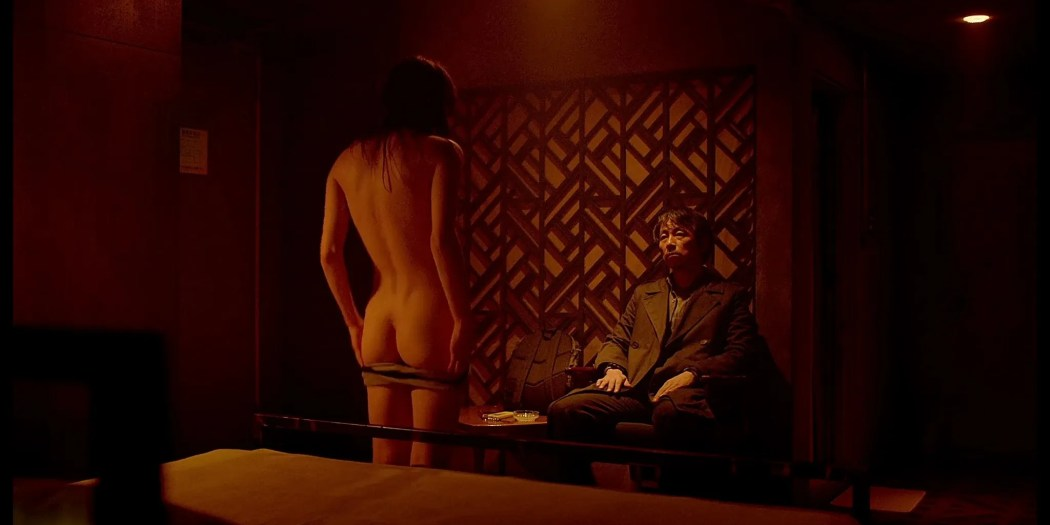 Alexandra Daddario nude butt and topless Lost Girls and Love Hotels 2020 HD 1080p Web 017