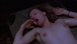 Barbara Sukowa nude bush and hot sex - Equator (1983)