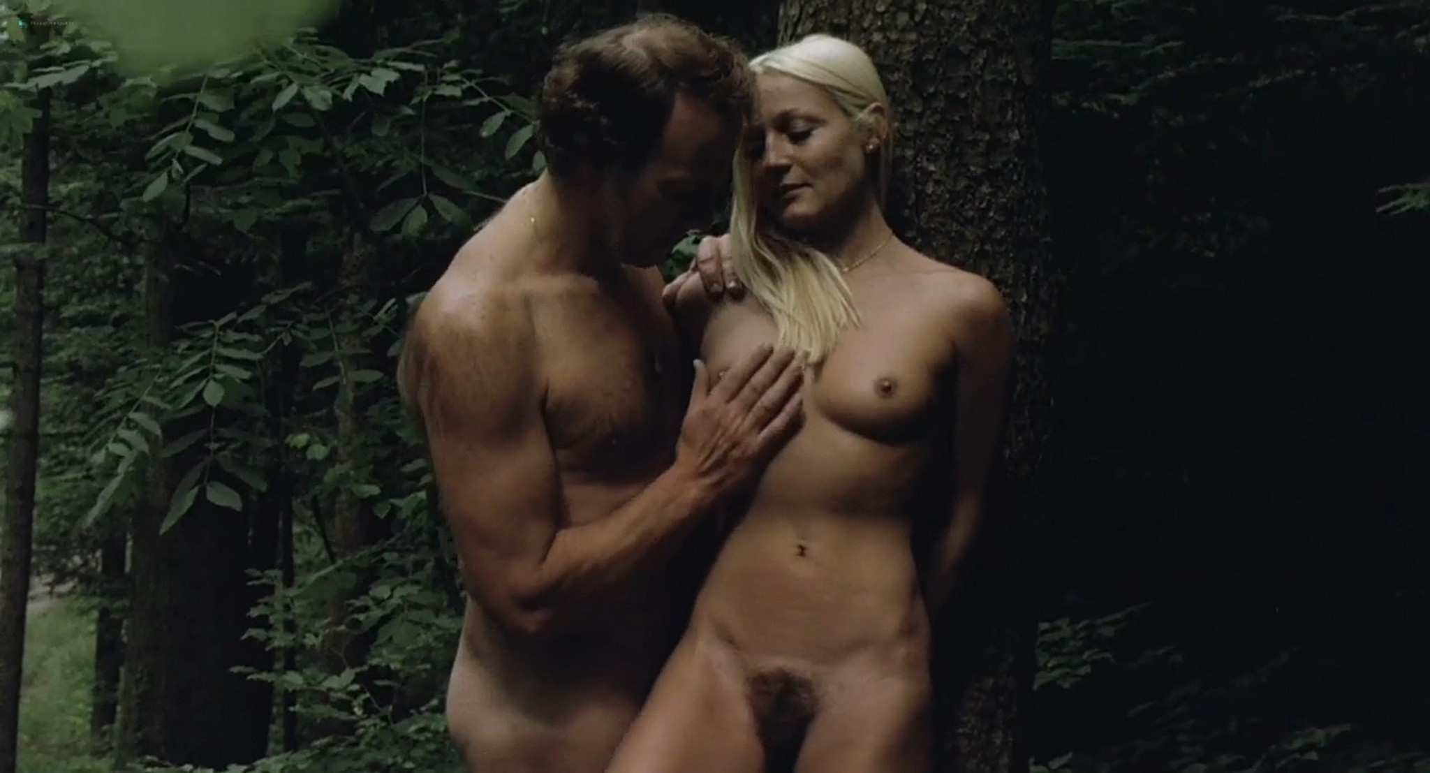 Brigitte Lahaie nude labia Nadine Pascal and other nude full frontal and sex Six Swedish Girls in a Boarding School 1979 HD 720p 005