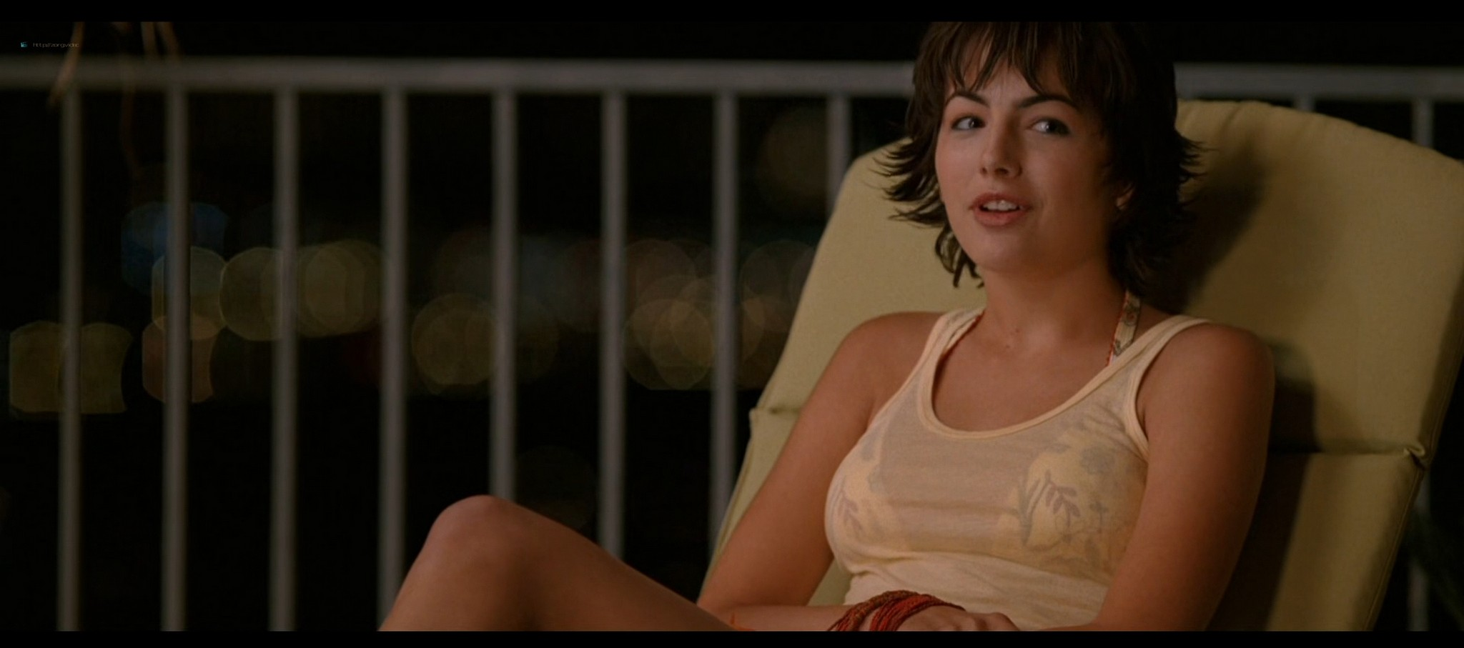 Carrie Anne Moss hot in bikini and Camilla Belle sexy The Chumscrubber 2005 HD 1080p 010