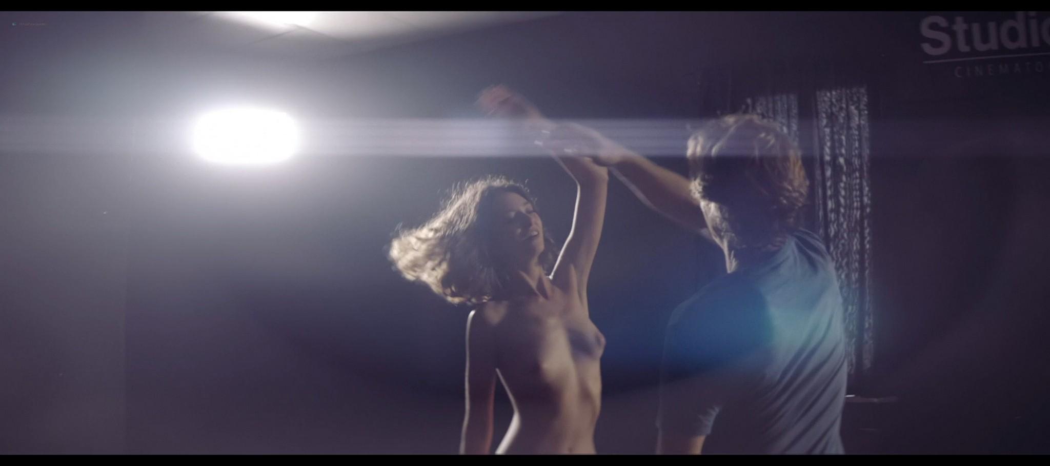 Cristina Chiriac nude full frontal Sofia Rania Dharma Mangia Woods full frontal too Tommaso 2019 HD 1080p Bluray 008