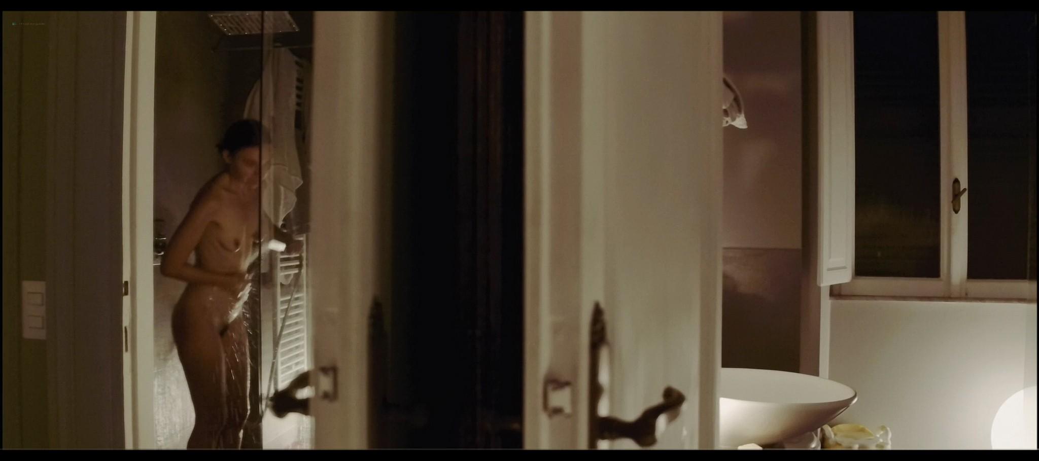Cristina Chiriac nude full frontal Sofia Rania Dharma Mangia Woods full frontal too Tommaso 2019 HD 1080p Bluray 013